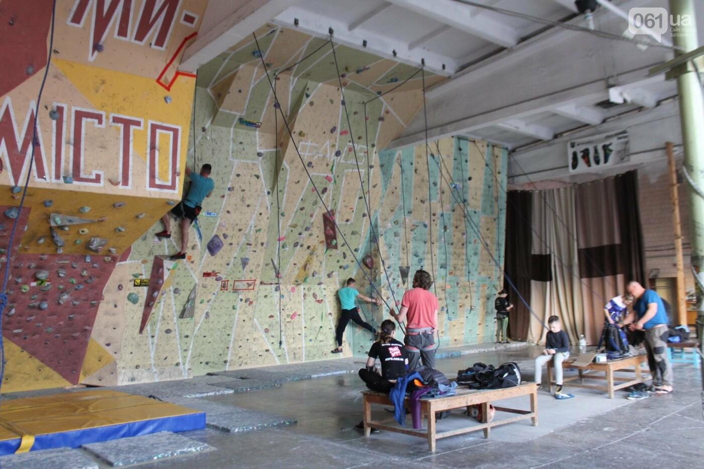 Чем заняться в Запорожье: пойти на скалодром, – ФОТОРЕПОРТАЖ, фото-22
