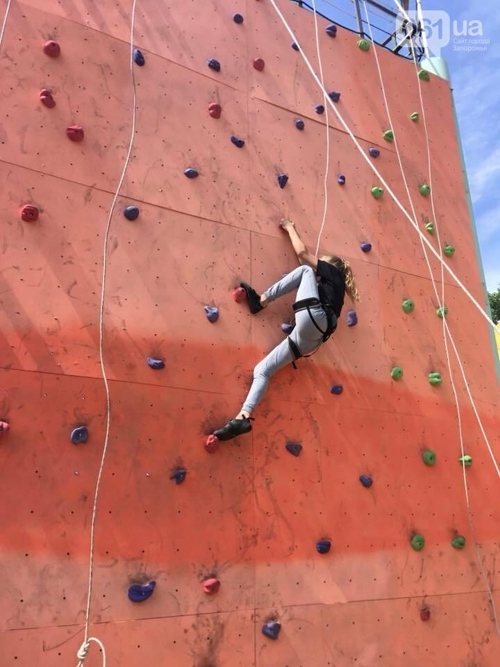 Чем заняться в Запорожье: пойти на скалодром, – ФОТОРЕПОРТАЖ, фото-28