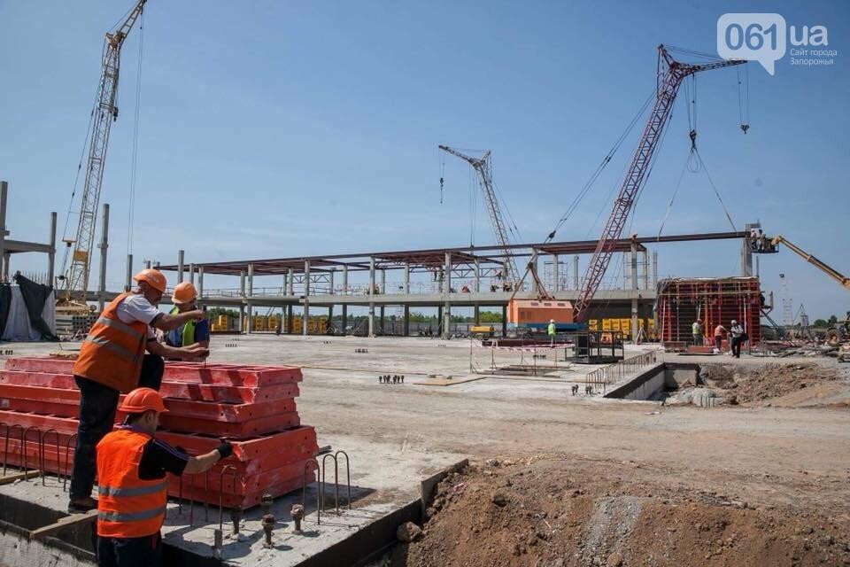 Запорожский аэропорт возобновляет работу: первоочередной ремонт взлетной полосы закончили, - ФОТО, фото-2