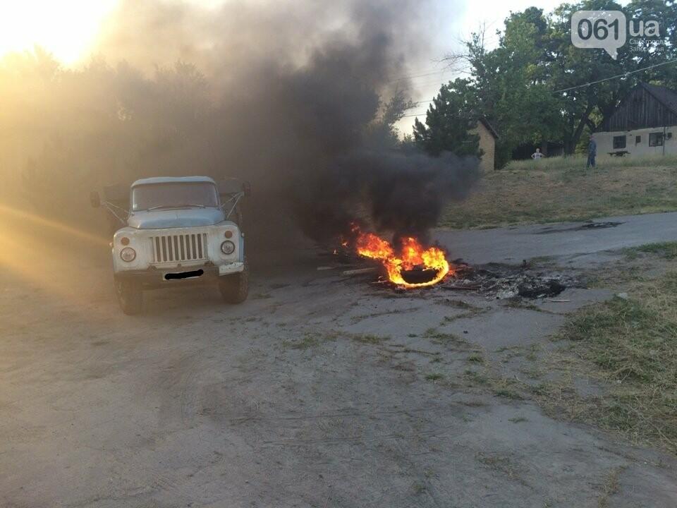 Директору элеватора, который поджег шины, чтобы отбиться от правоохранителей, сообщили о подозрении — он может сесть на 2 года, — ФОТО, фото-3