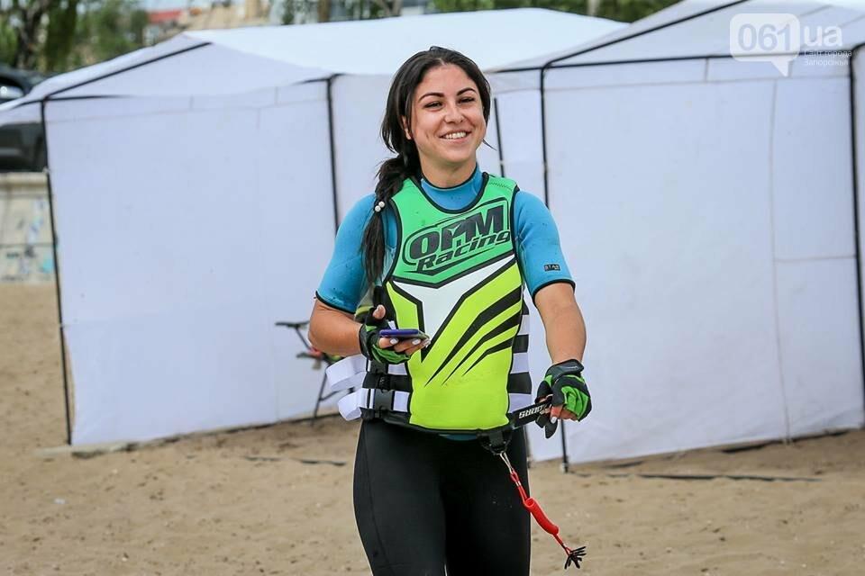 В Запорожье на центральном пляже прошел Чемпионат Украины по аквабайку, — ФОТО, фото-8