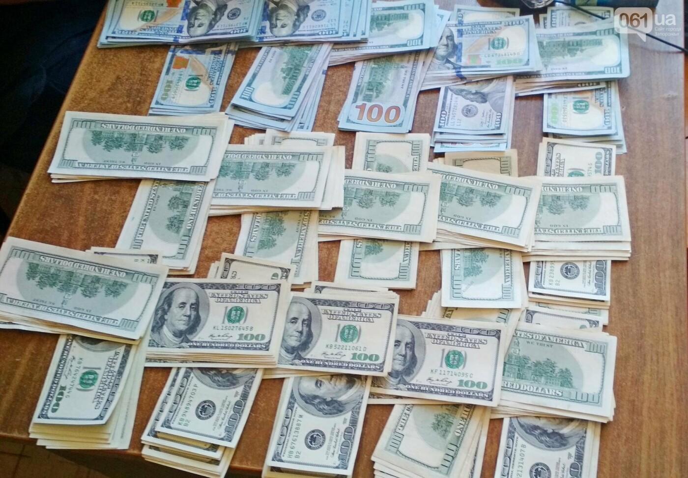 Запорожские таможенники изъяли у турка почти 20 тысяч долларов, фото-2