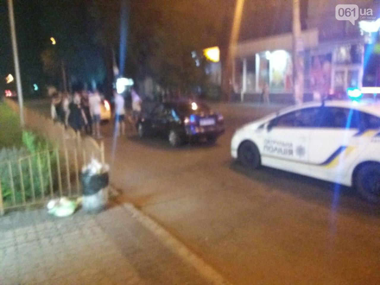 В центре Запорожья машина сбила 10-летнего мальчика - он в больнице, - ФОТО, фото-1