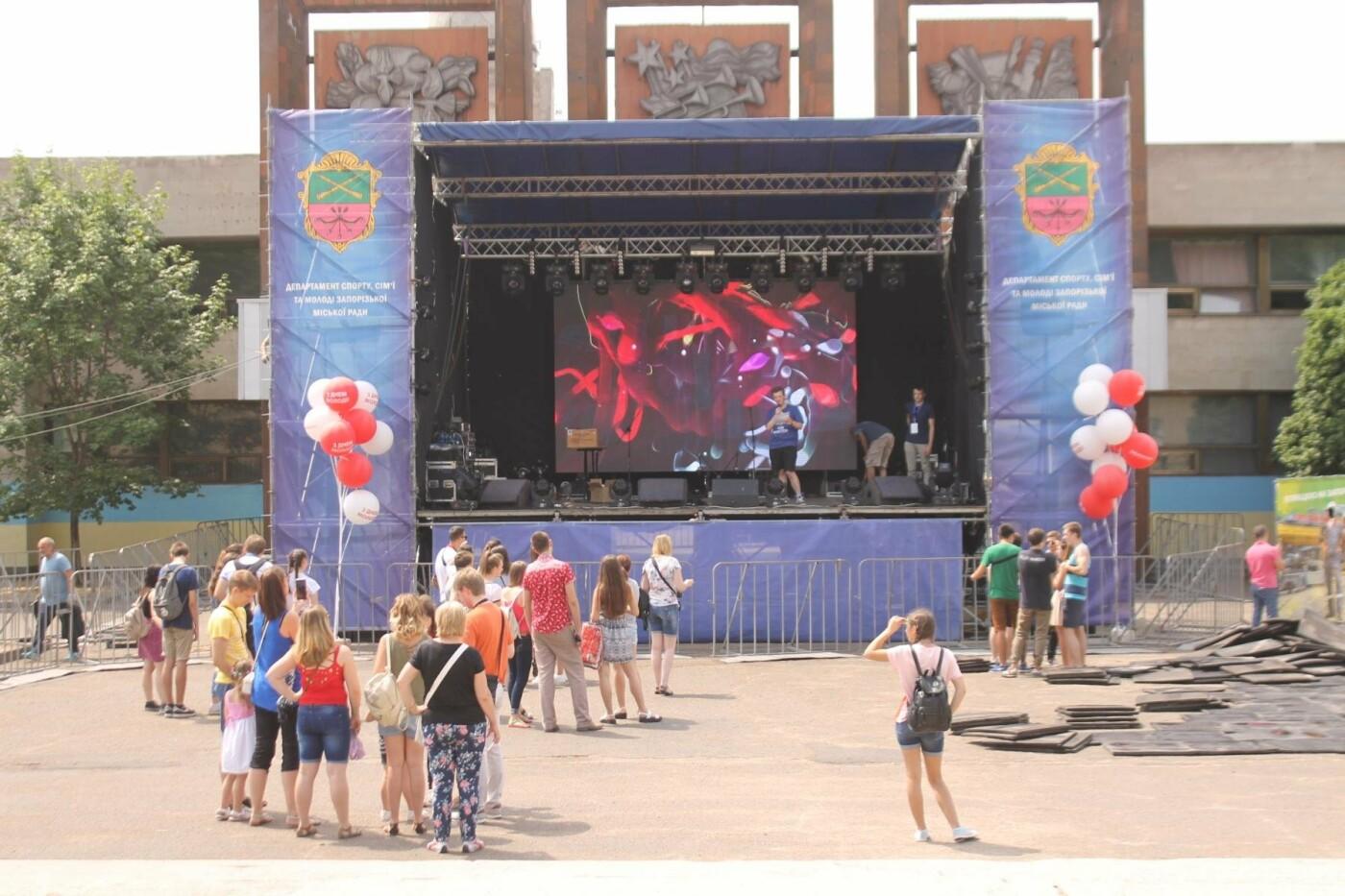 Фестиваль еды, концерты и развлечения: в Запорожье начался фестиваль ко Дню молодежи, – ФОТОРЕПОРТАЖ, фото-1