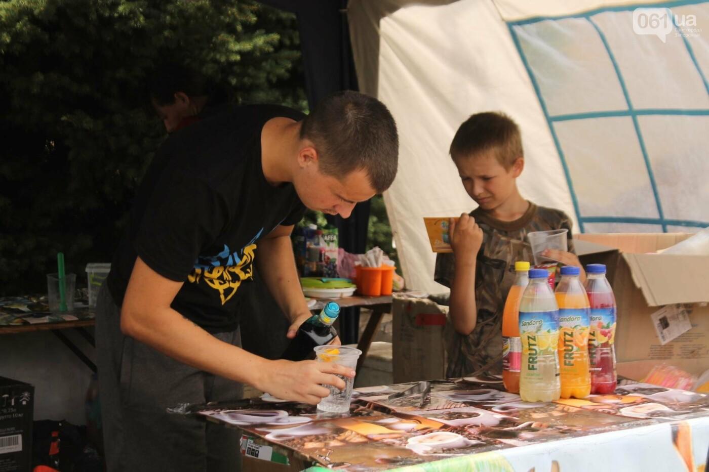 Фестиваль еды, концерты и развлечения: в Запорожье начался фестиваль ко Дню молодежи, – ФОТОРЕПОРТАЖ, фото-22