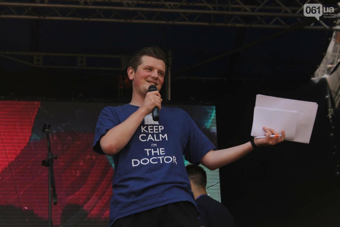 Фестиваль еды, концерты и развлечения: в Запорожье начался фестиваль ко Дню молодежи, – ФОТОРЕПОРТАЖ, фото-2