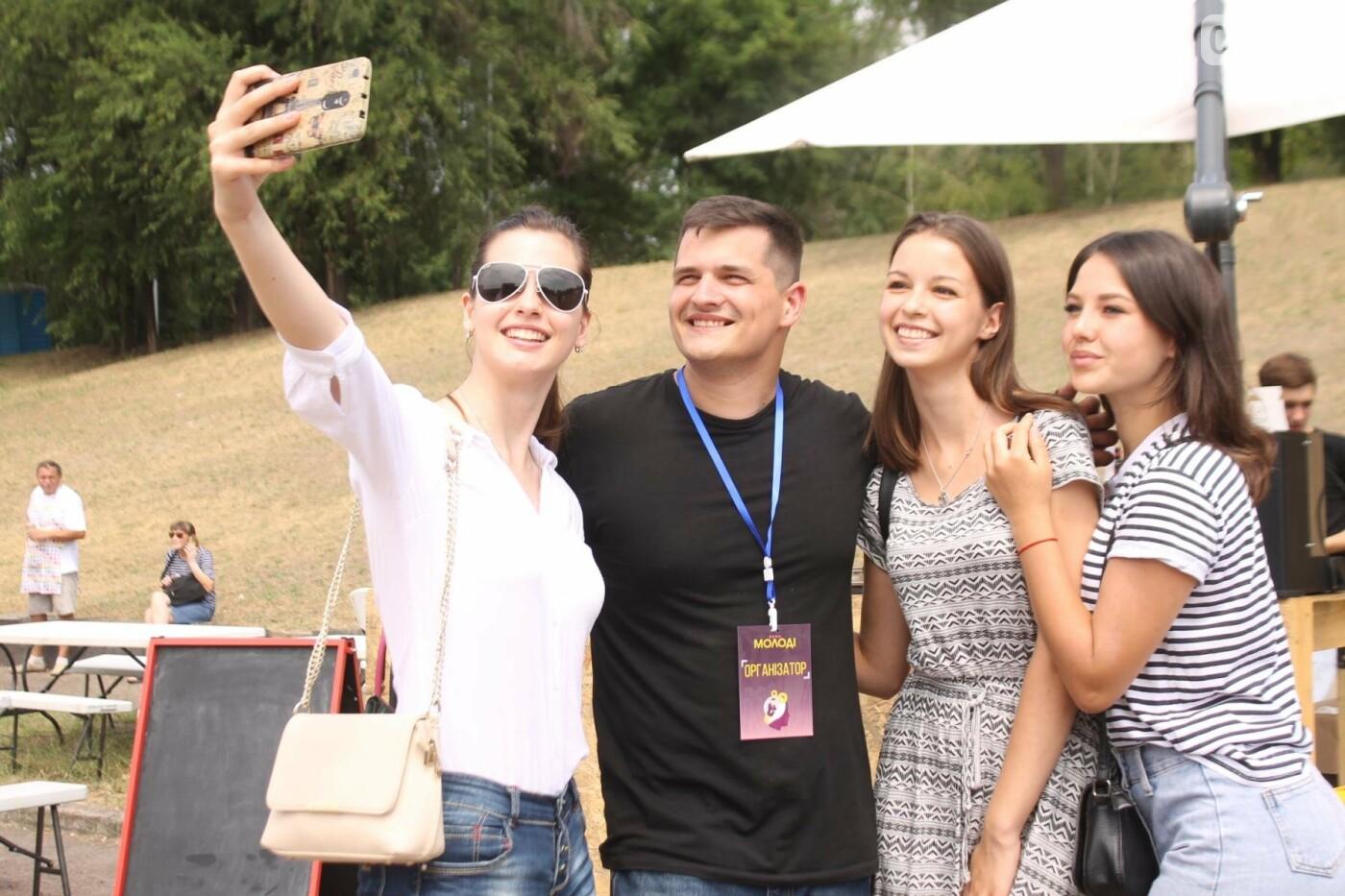 Фестиваль еды, концерты и развлечения: в Запорожье начался фестиваль ко Дню молодежи, – ФОТОРЕПОРТАЖ, фото-10