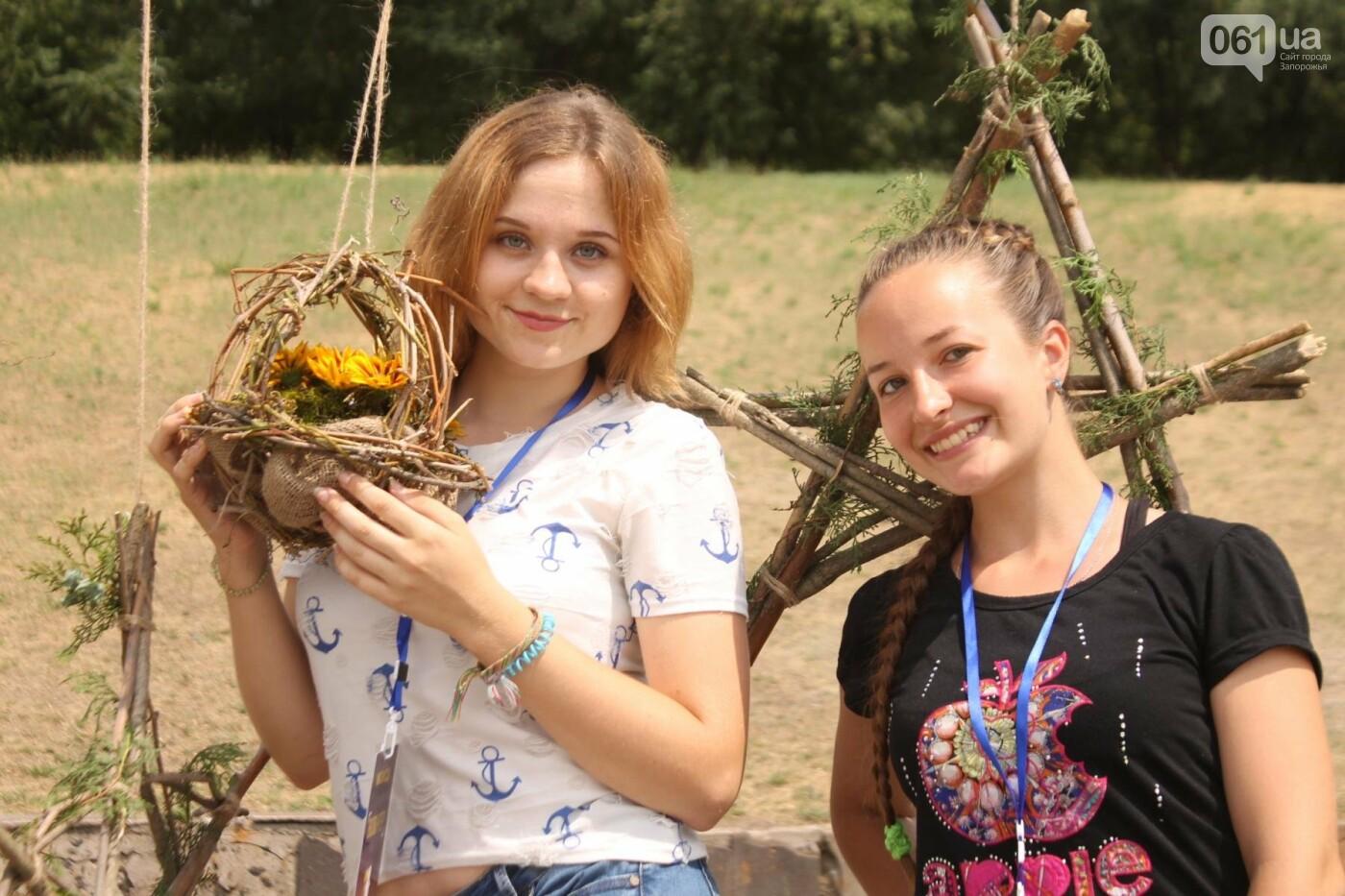 Фестиваль еды, концерты и развлечения: в Запорожье начался фестиваль ко Дню молодежи, – ФОТОРЕПОРТАЖ, фото-14