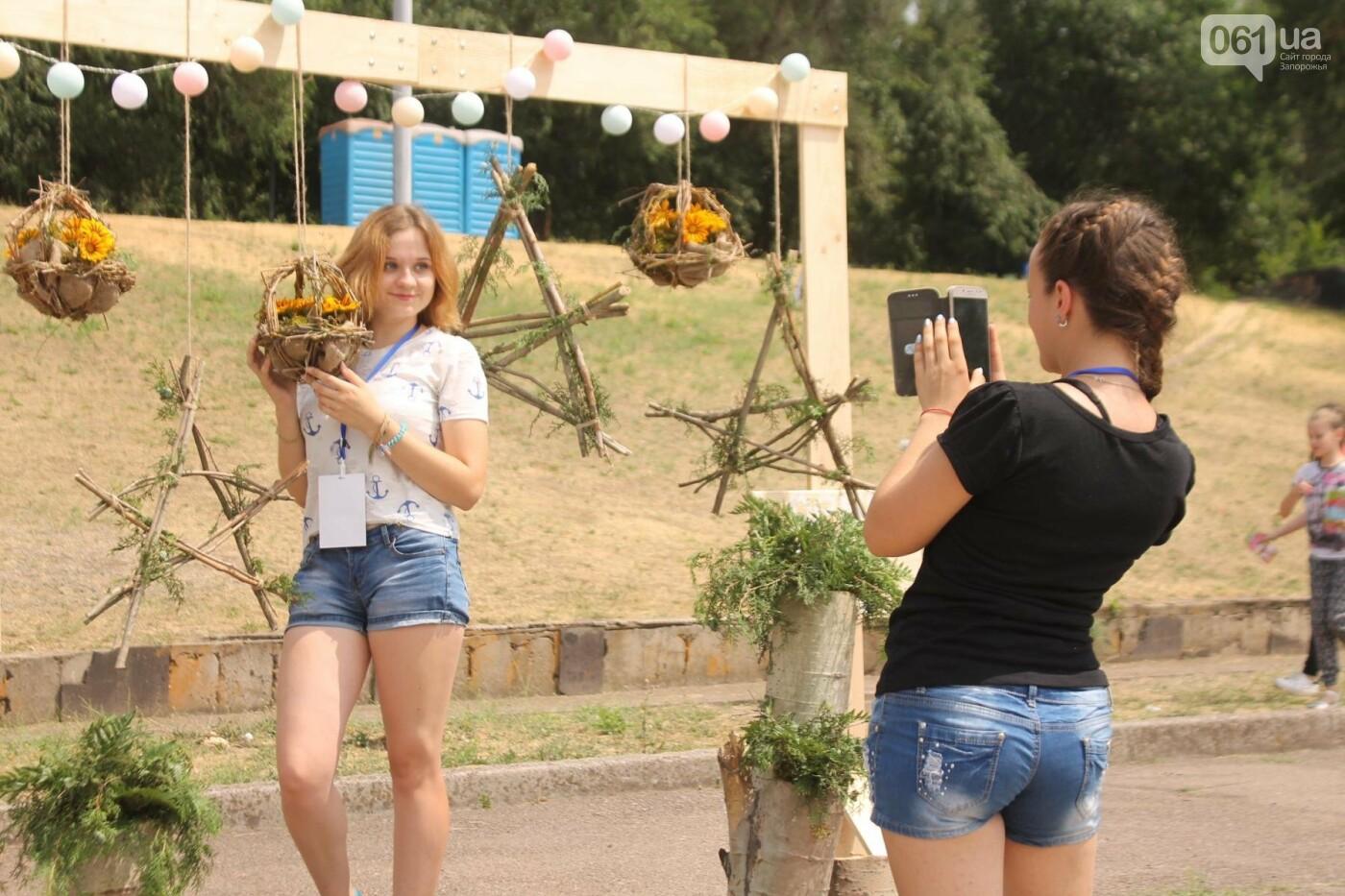 Фестиваль еды, концерты и развлечения: в Запорожье начался фестиваль ко Дню молодежи, – ФОТОРЕПОРТАЖ, фото-18