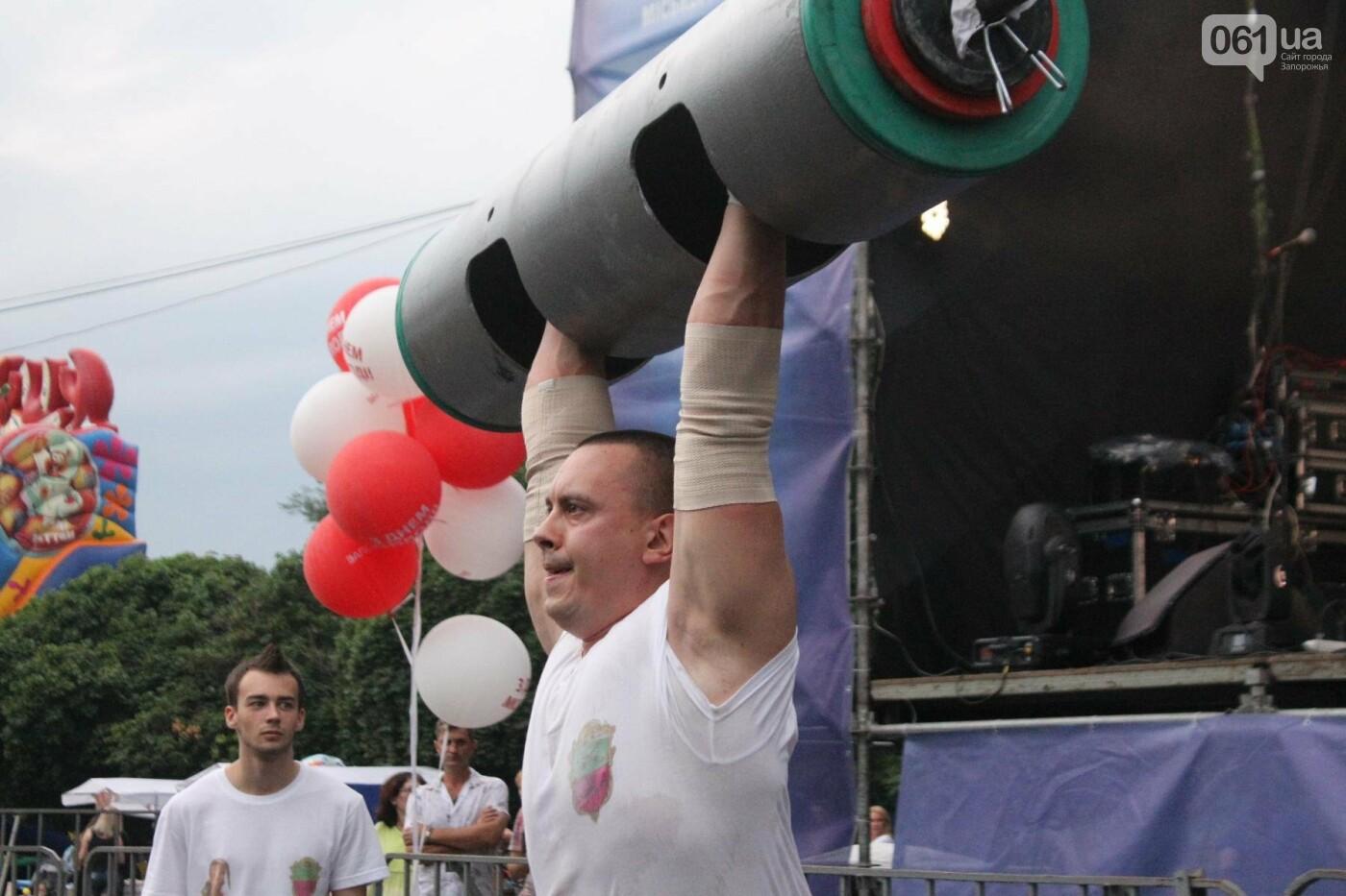 «Казацкая сила»: как в Запорожье соревновались лучшие стронгмены, – ФОТОРЕПОРТАЖ, фото-4