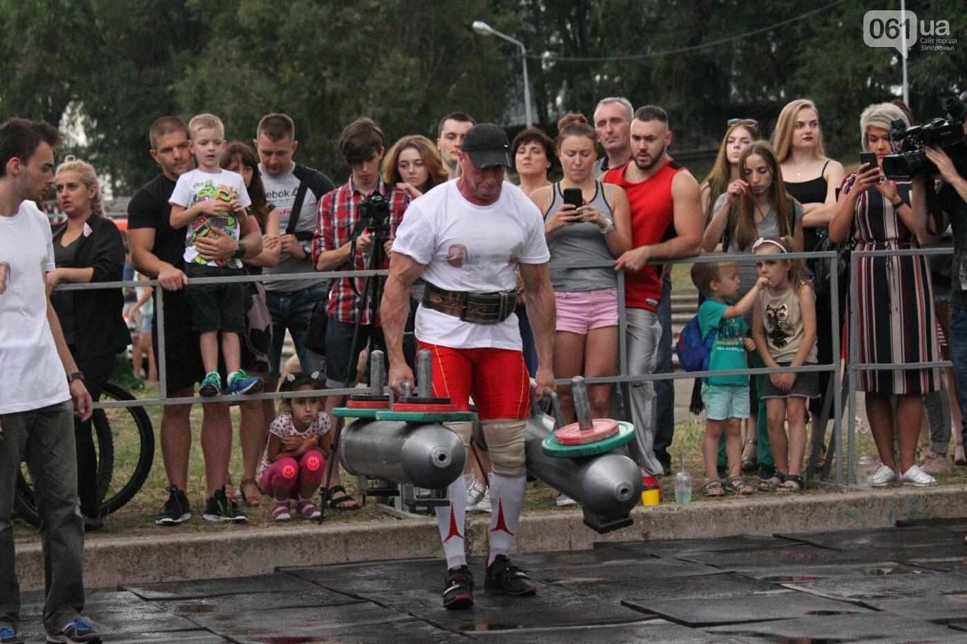 «Казацкая сила»: как в Запорожье соревновались лучшие стронгмены, – ФОТОРЕПОРТАЖ, фото-18