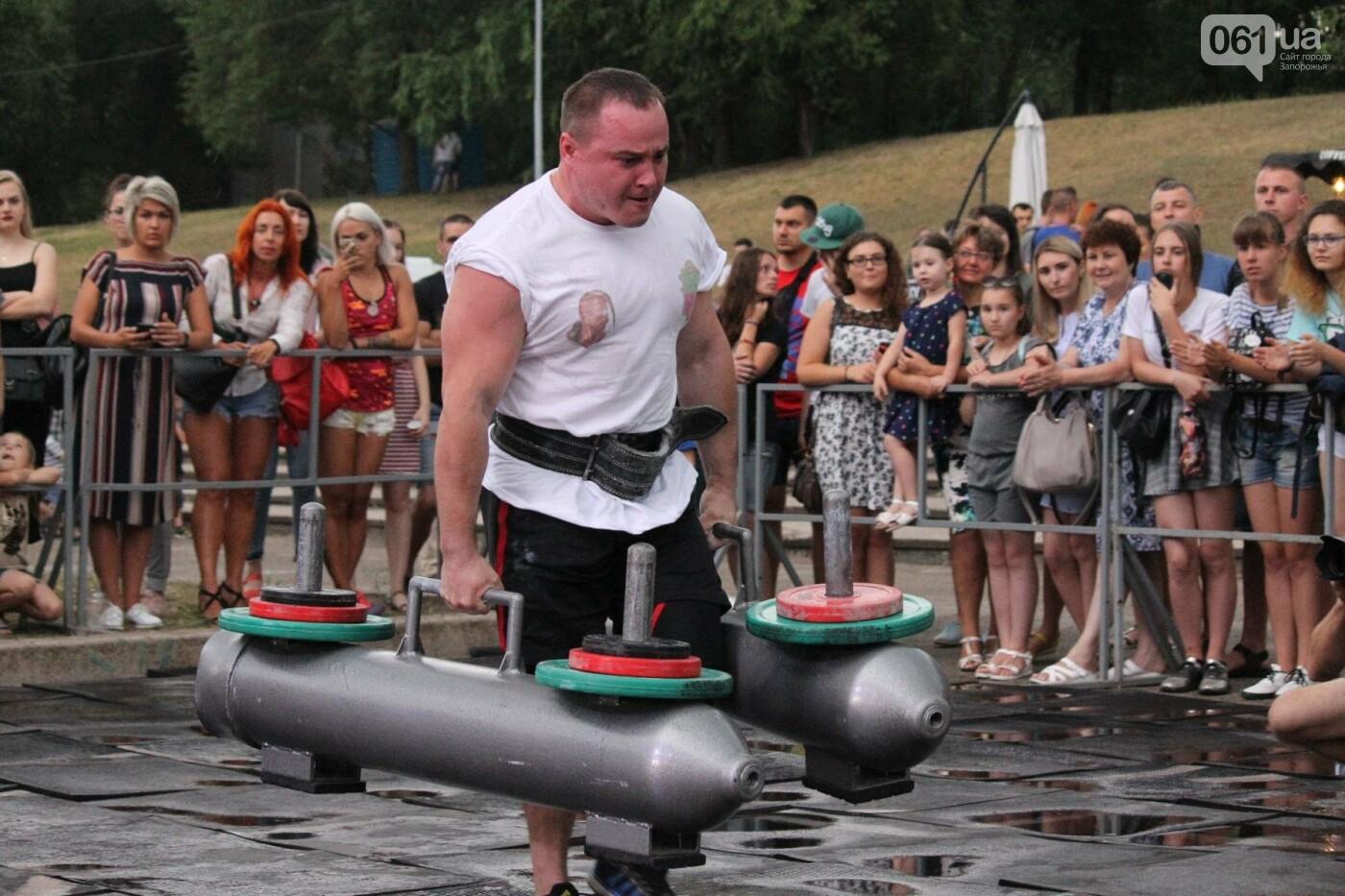 «Казацкая сила»: как в Запорожье соревновались лучшие стронгмены, – ФОТОРЕПОРТАЖ, фото-15