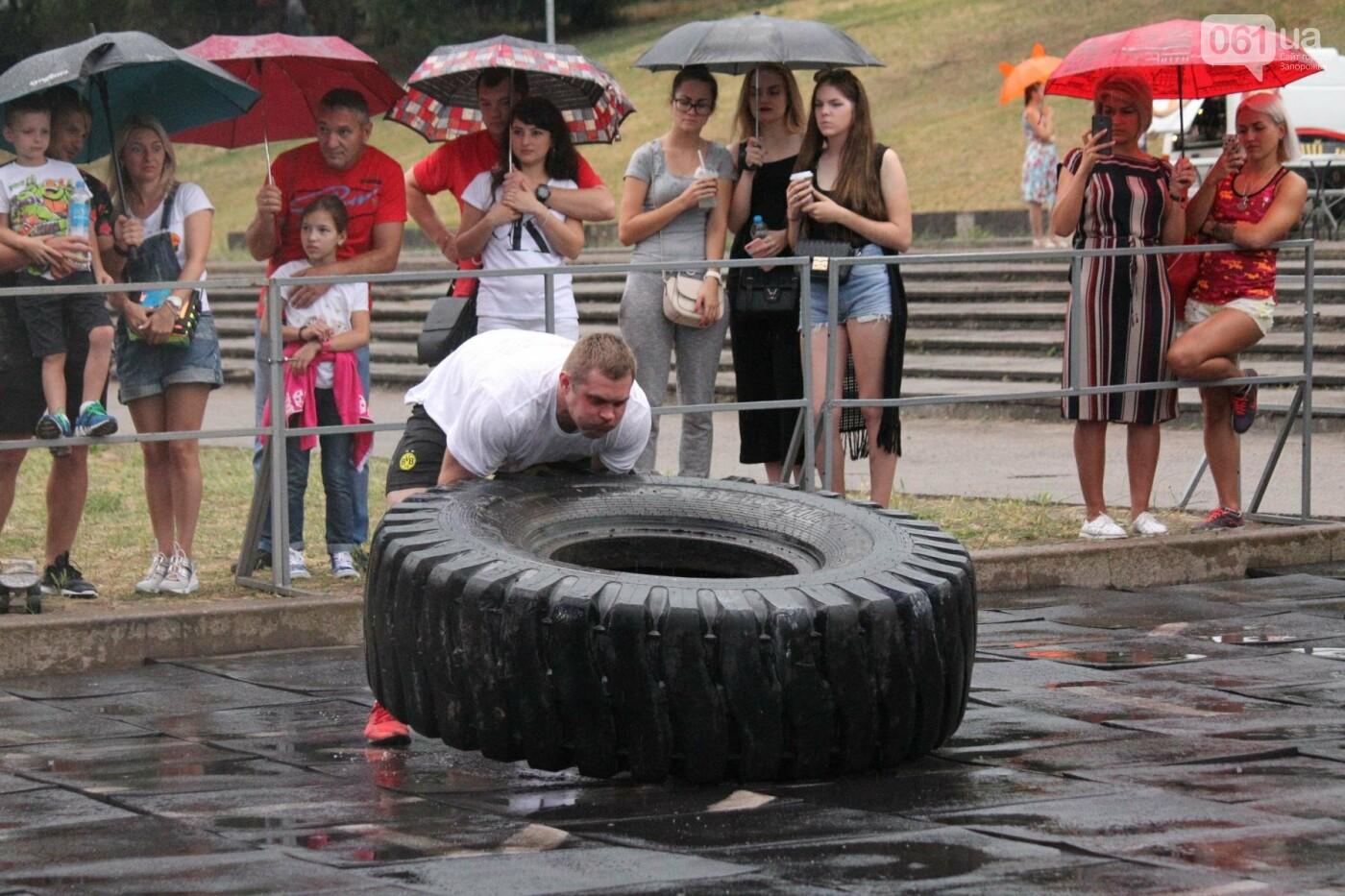«Казацкая сила»: как в Запорожье соревновались лучшие стронгмены, – ФОТОРЕПОРТАЖ, фото-26