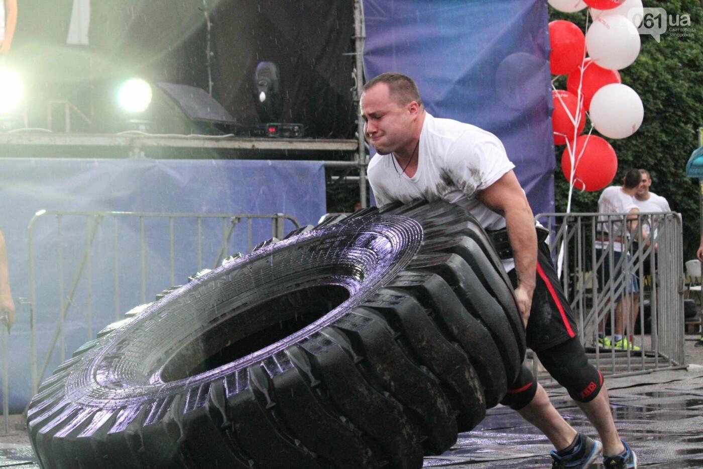 «Казацкая сила»: как в Запорожье соревновались лучшие стронгмены, – ФОТОРЕПОРТАЖ, фото-23