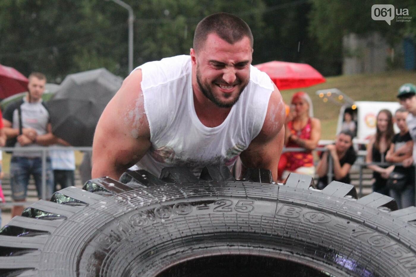 «Казацкая сила»: как в Запорожье соревновались лучшие стронгмены, – ФОТОРЕПОРТАЖ, фото-30