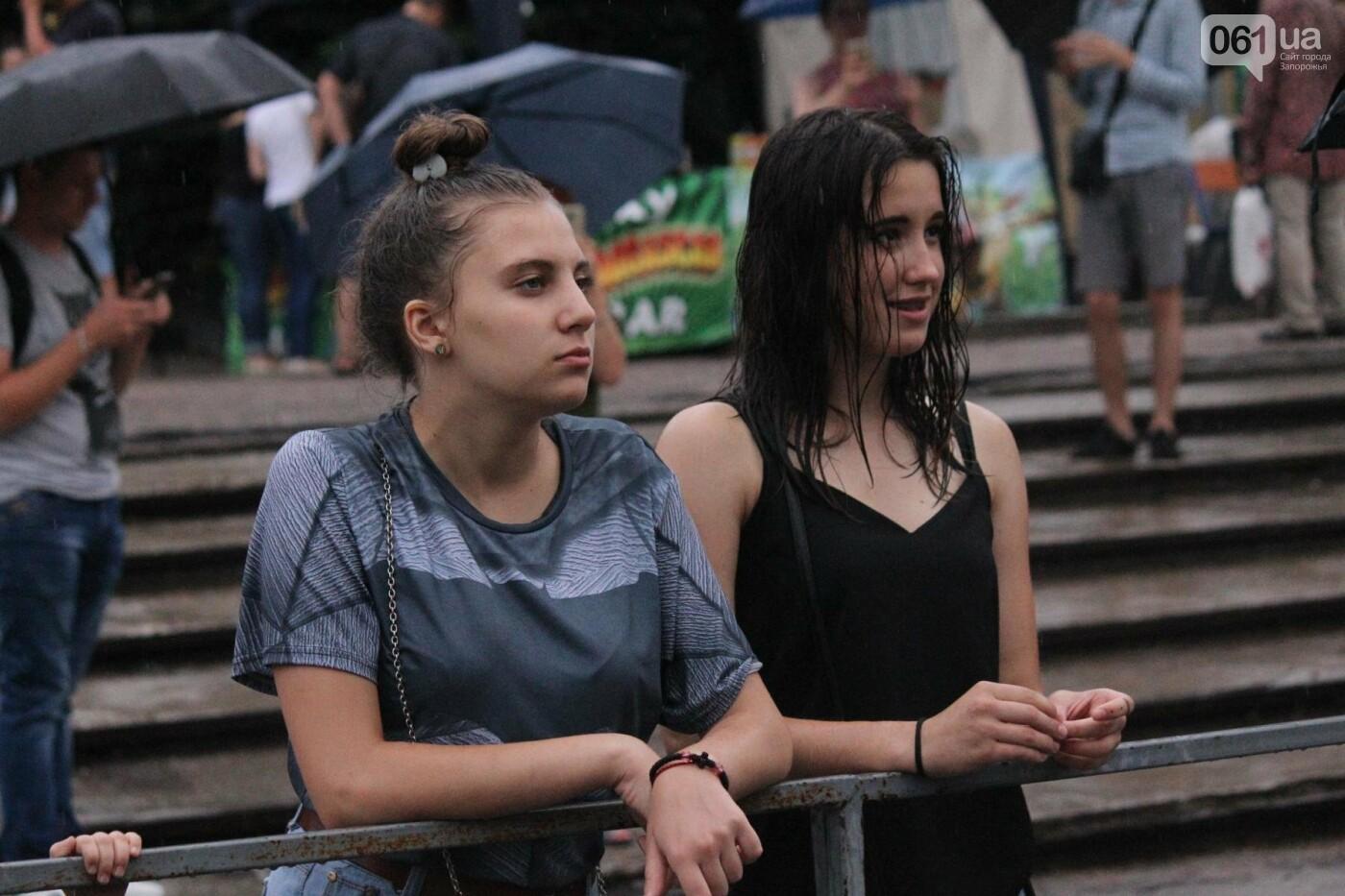 «Morphom» и «Constantine»: как в Запорожье прошел большой концерт ко Дню молодежи, – ФОТОРЕПОРТАЖ, фото-37