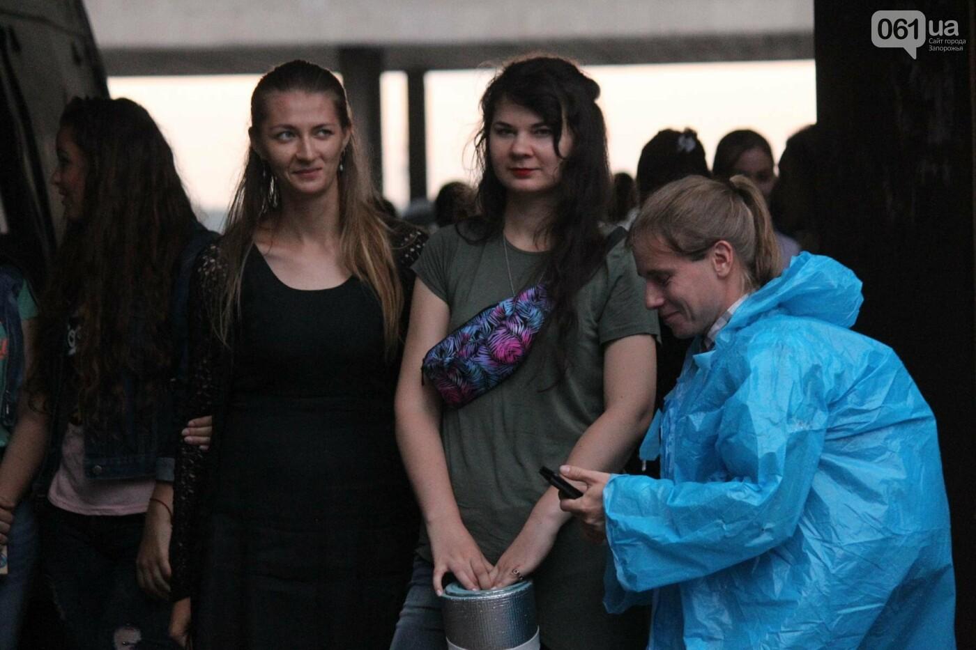 «Morphom» и «Constantine»: как в Запорожье прошел большой концерт ко Дню молодежи, – ФОТОРЕПОРТАЖ, фото-39