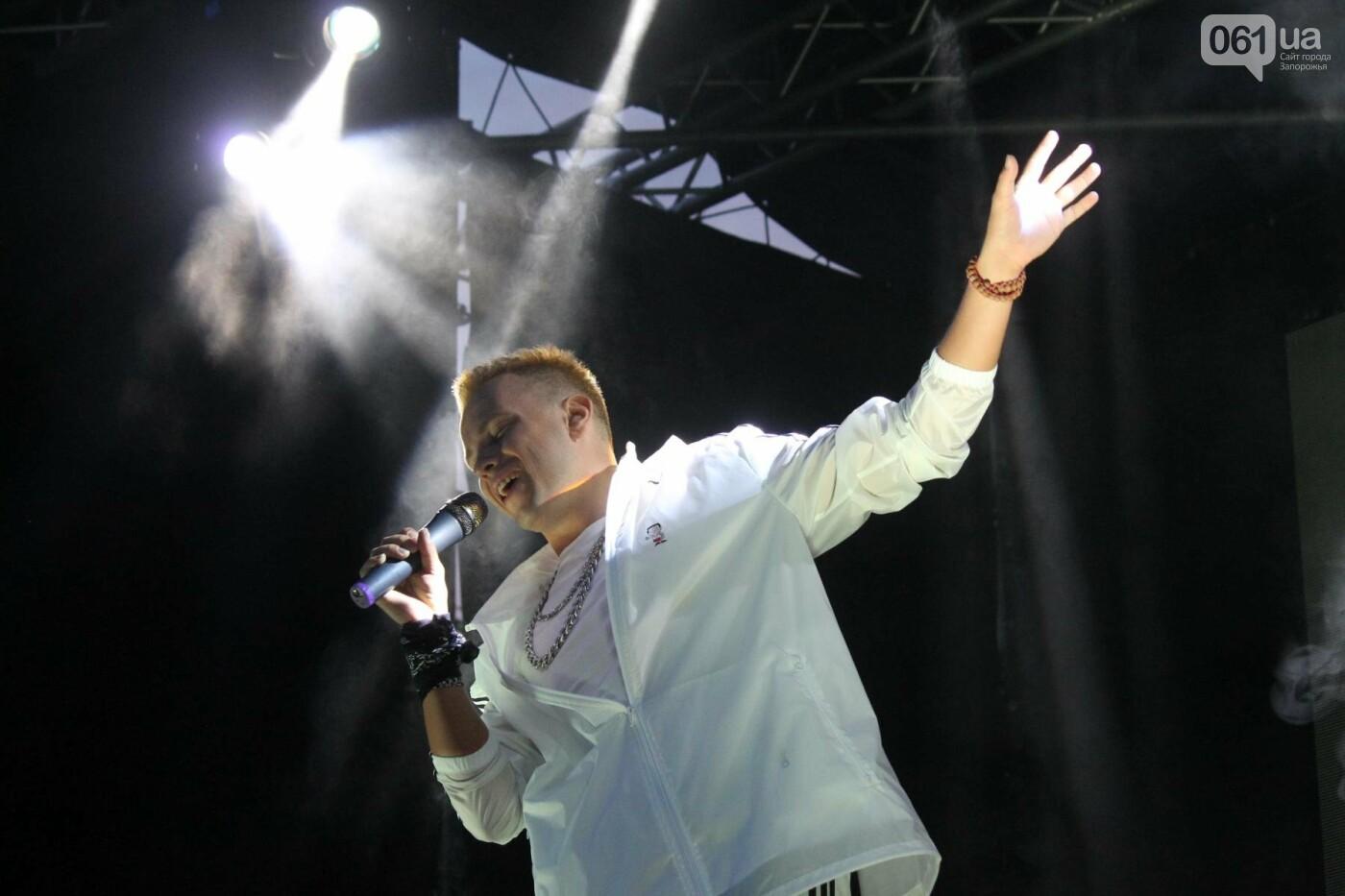 «Morphom» и «Constantine»: как в Запорожье прошел большой концерт ко Дню молодежи, – ФОТОРЕПОРТАЖ, фото-18