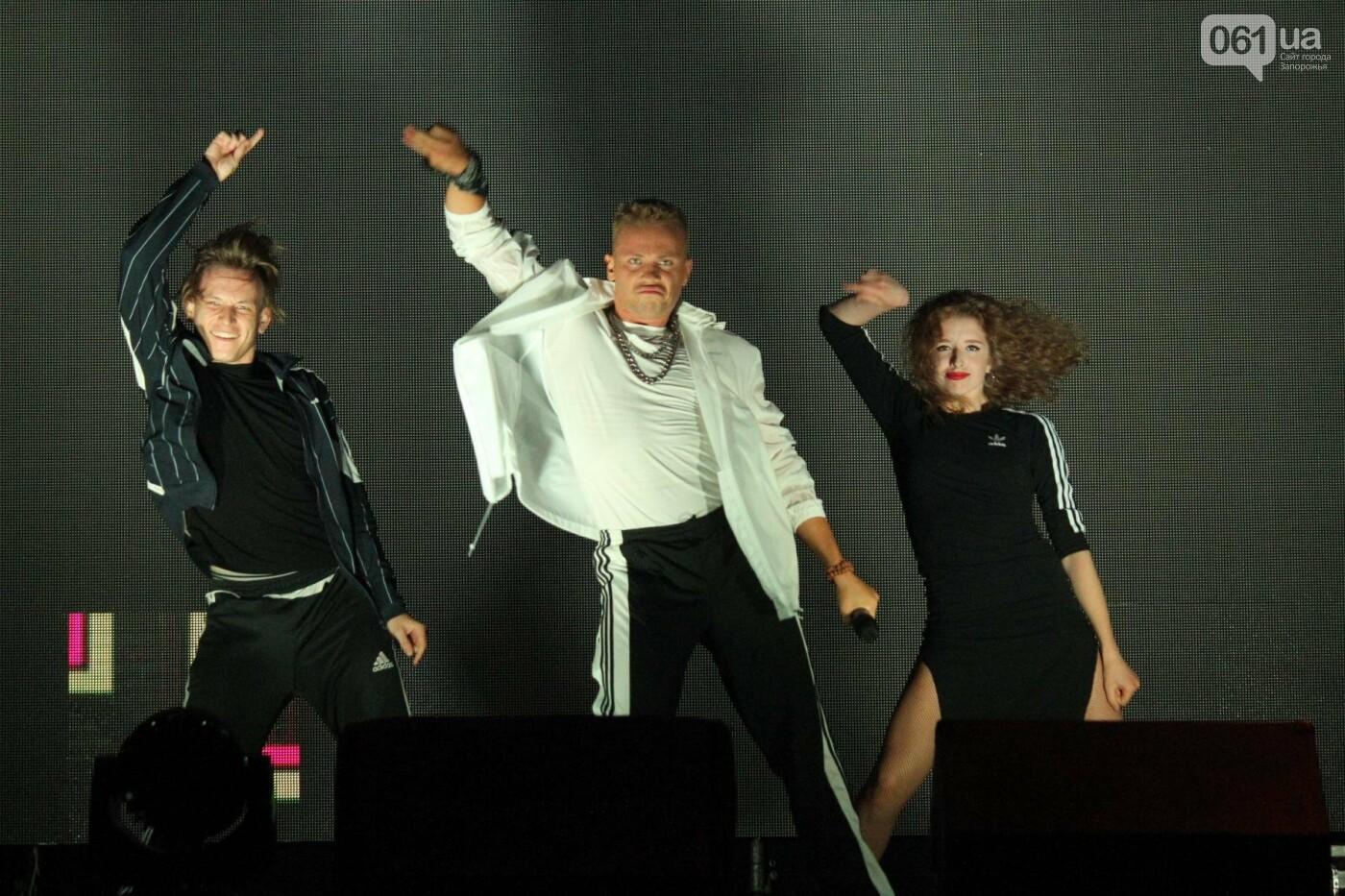 «Morphom» и «Constantine»: как в Запорожье прошел большой концерт ко Дню молодежи, – ФОТОРЕПОРТАЖ, фото-32