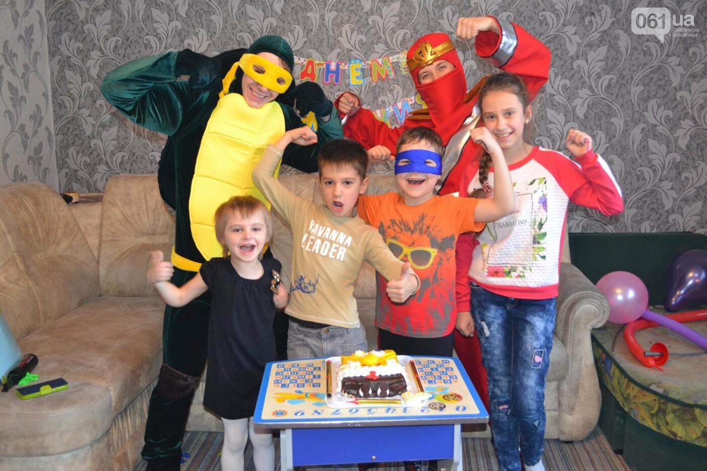 Где и как отметить День Рождения в Запорожье?, фото-81