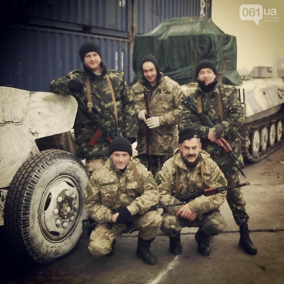 Фаст-фуд «Броник»: как трое запорожских ветеранов АТО открыли сэндвич-бар, – ФОТОРЕПОРТАЖ, фото-3