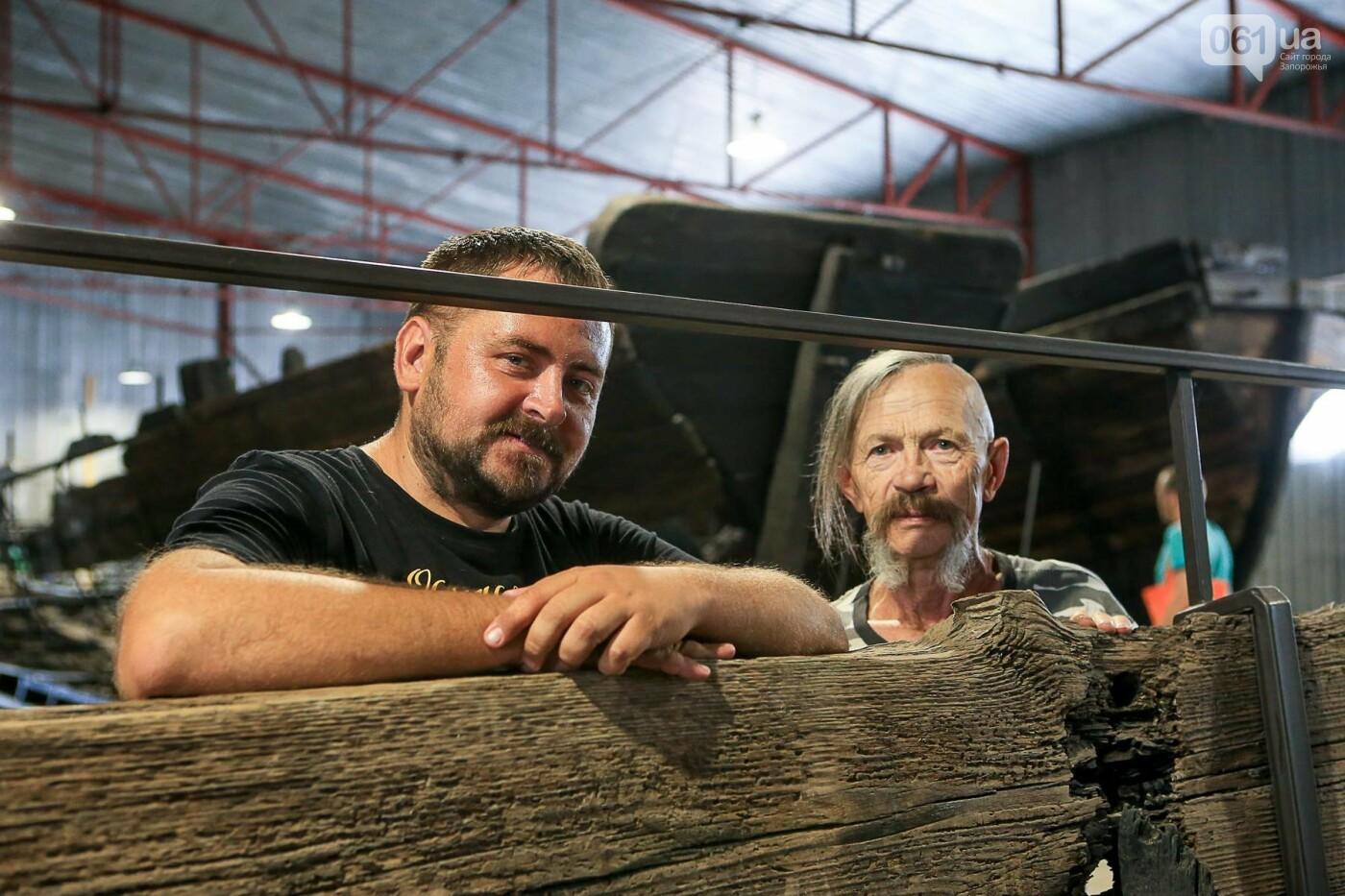 «Ты не понял, мы нашли второе судно»: как запорожские археологи нашли два корабля и зачем им 200 тысяч, - ФОТОРЕПОРТАЖ, фото-3