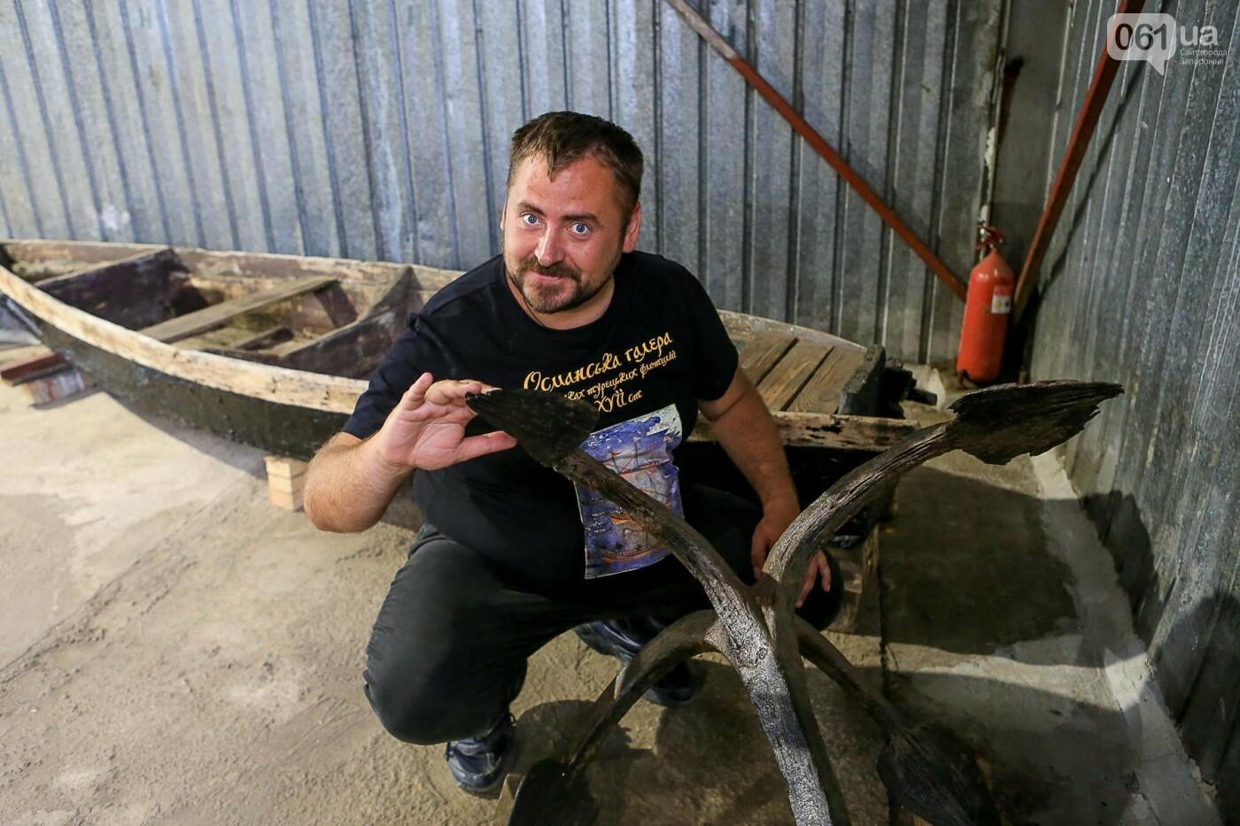 «Ты не понял, мы нашли второе судно»: как запорожские археологи нашли два корабля и зачем им 200 тысяч, - ФОТОРЕПОРТАЖ, фото-12