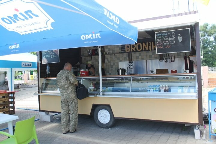 Фаст-фуд «Броник»: как трое запорожских ветеранов АТО открыли сэндвич-бар, – ФОТОРЕПОРТАЖ, фото-11