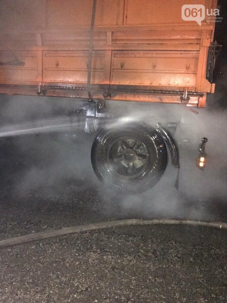 В Запорожской области за сутки сгорели два автомобиля, — ФОТО, фото-1