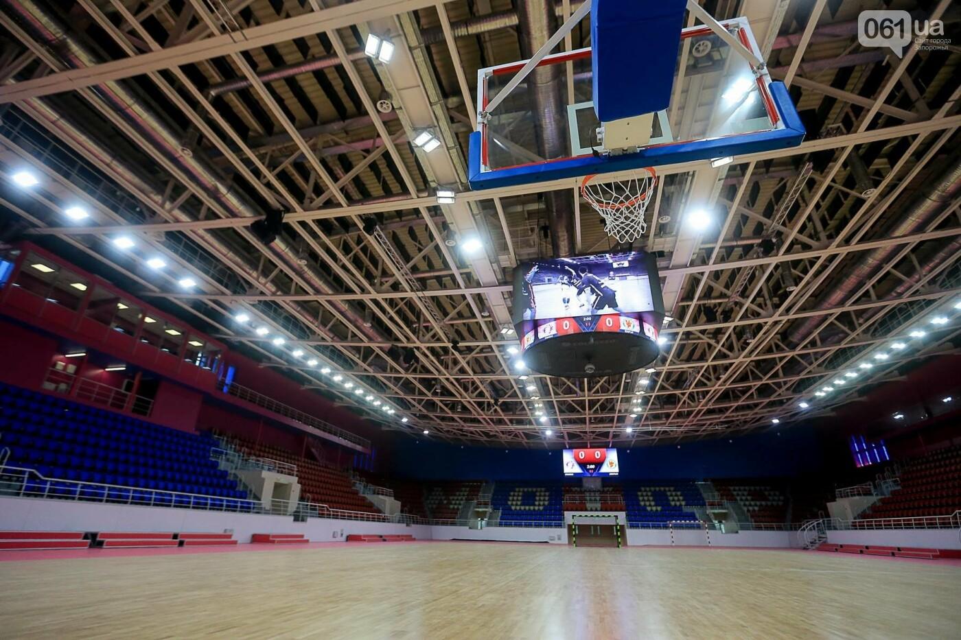 Представители Европейской гандбольной федерации проинспектировали запорожскую «Юность», - ФОТО, фото-3