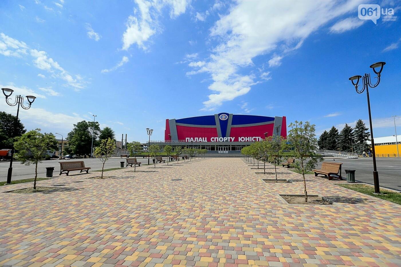 Представители Европейской гандбольной федерации проинспектировали запорожскую «Юность», - ФОТО, фото-21