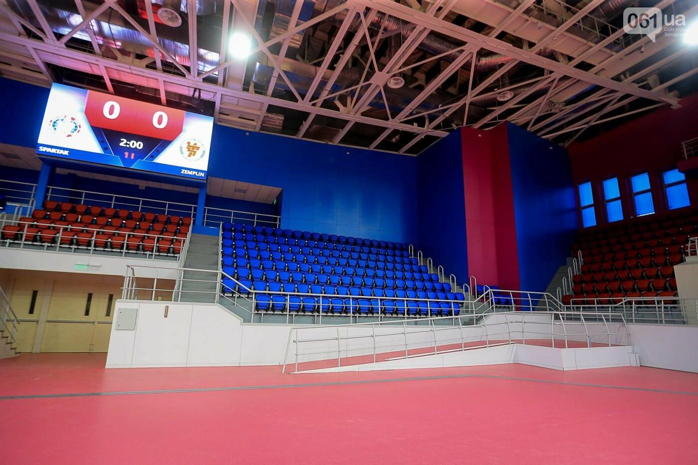 Представители Европейской гандбольной федерации проинспектировали запорожскую «Юность», - ФОТО, фото-10