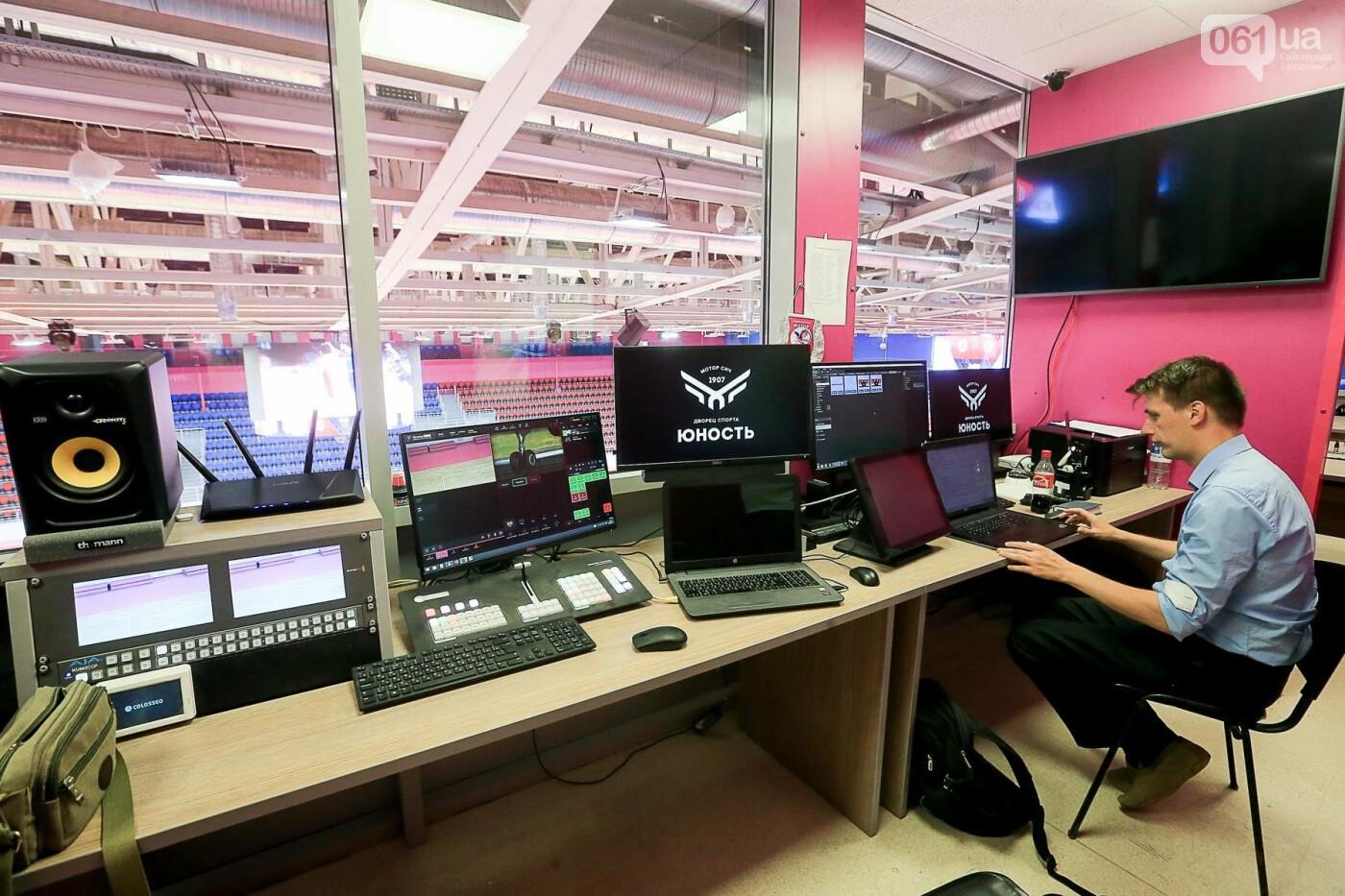 Представители Европейской гандбольной федерации проинспектировали запорожскую «Юность», - ФОТО, фото-9