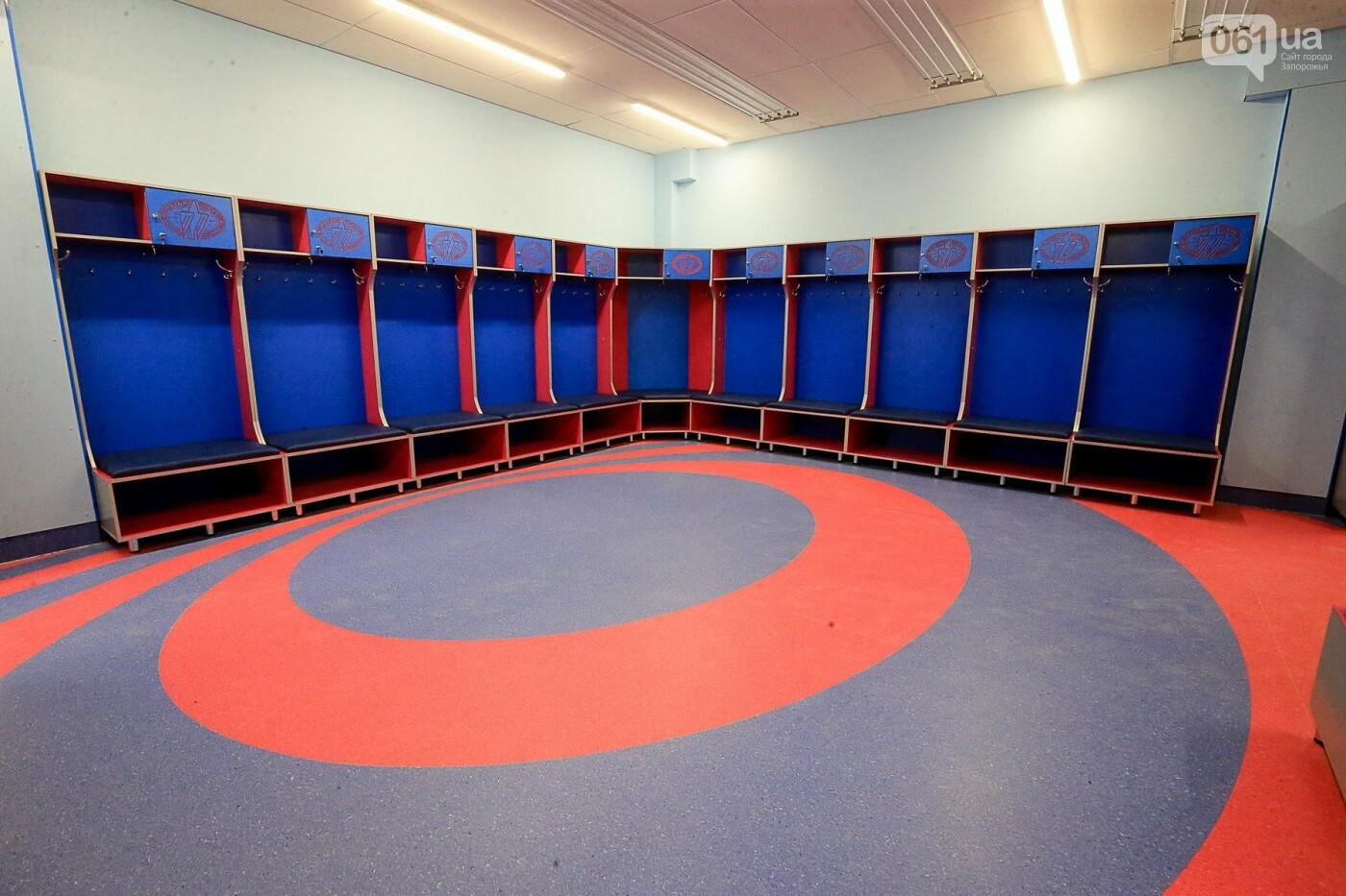 Представители Европейской гандбольной федерации проинспектировали запорожскую «Юность», - ФОТО, фото-13