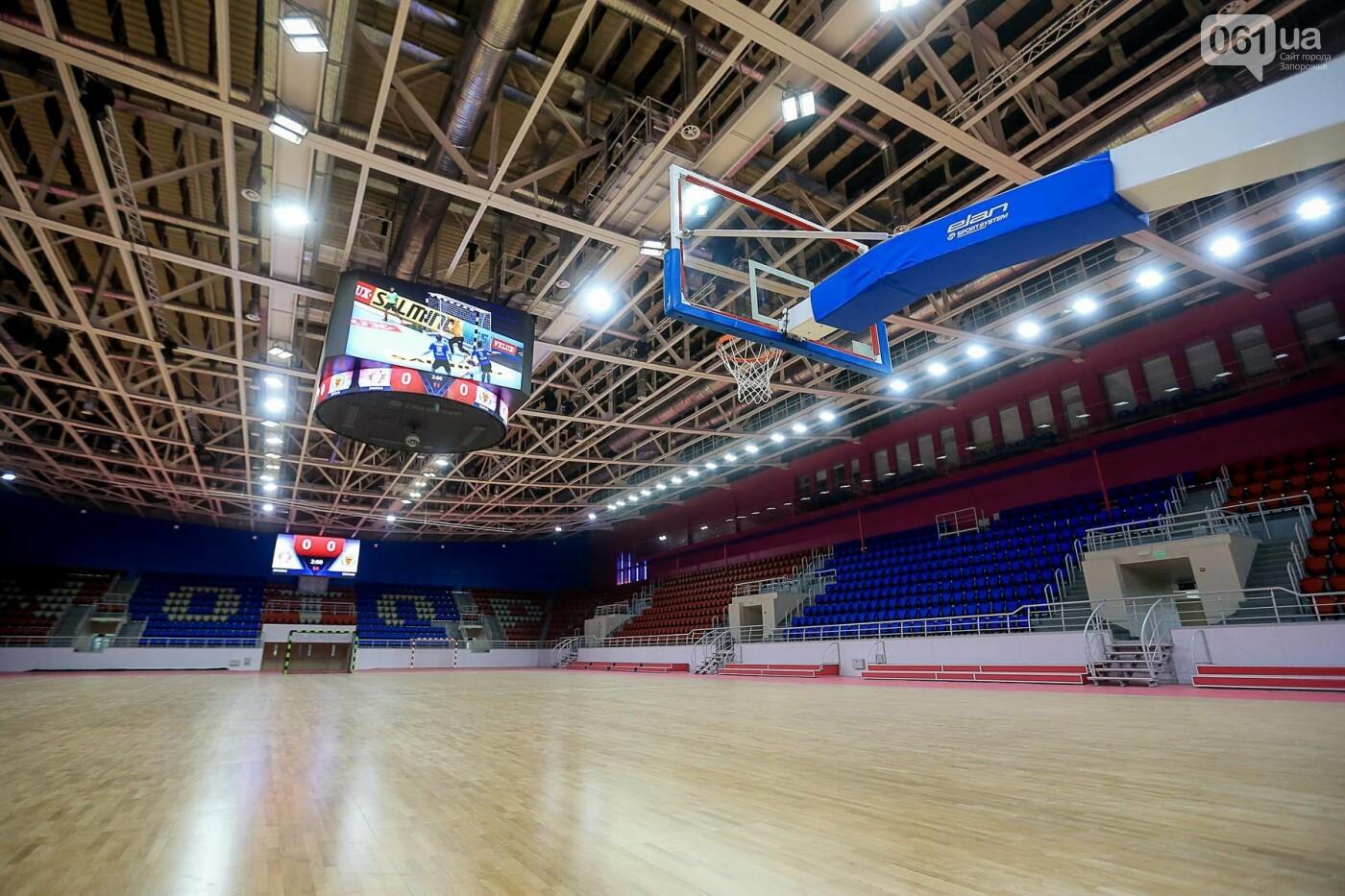 Представители Европейской гандбольной федерации проинспектировали запорожскую «Юность», - ФОТО, фото-15