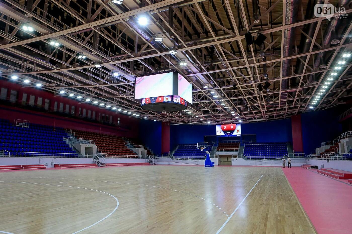 Представители Европейской гандбольной федерации проинспектировали запорожскую «Юность», - ФОТО, фото-17