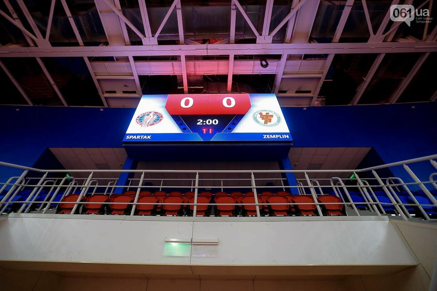 Представители Европейской гандбольной федерации проинспектировали запорожскую «Юность», - ФОТО, фото-16