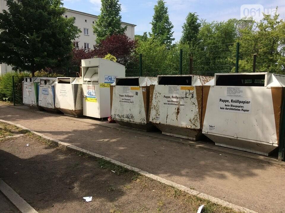 Выбрасывай правильно: как в Запорожье перенимают европейский опыт сортировки мусора, фото-5