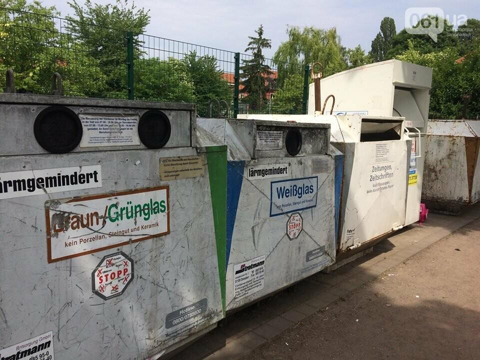 Выбрасывай правильно: как в Запорожье перенимают европейский опыт сортировки мусора, фото-6