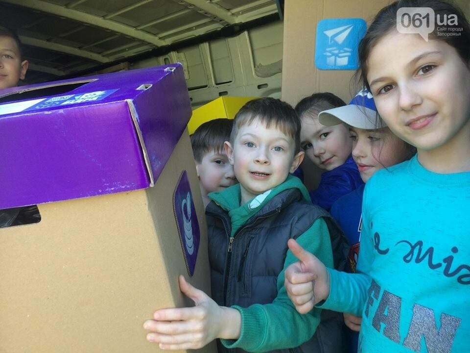 Выбрасывай правильно: как в Запорожье перенимают европейский опыт сортировки мусора, фото-2