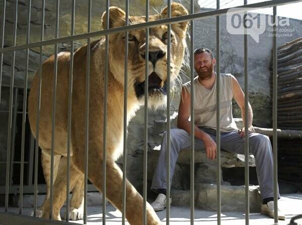 В доме с хищниками: как Александр Пылышенко прожил 36 дней с львицей и построил в Васильевке уникальный зоопарк, фото-5