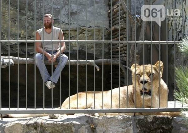 В доме с хищниками: как Александр Пылышенко прожил 36 дней с львицей и построил в Васильевке уникальный зоопарк, фото-4