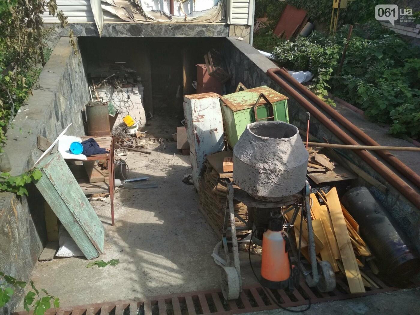 В Приморске загорелся частный дом - владелец в больнице, - ФОТО, фото-2