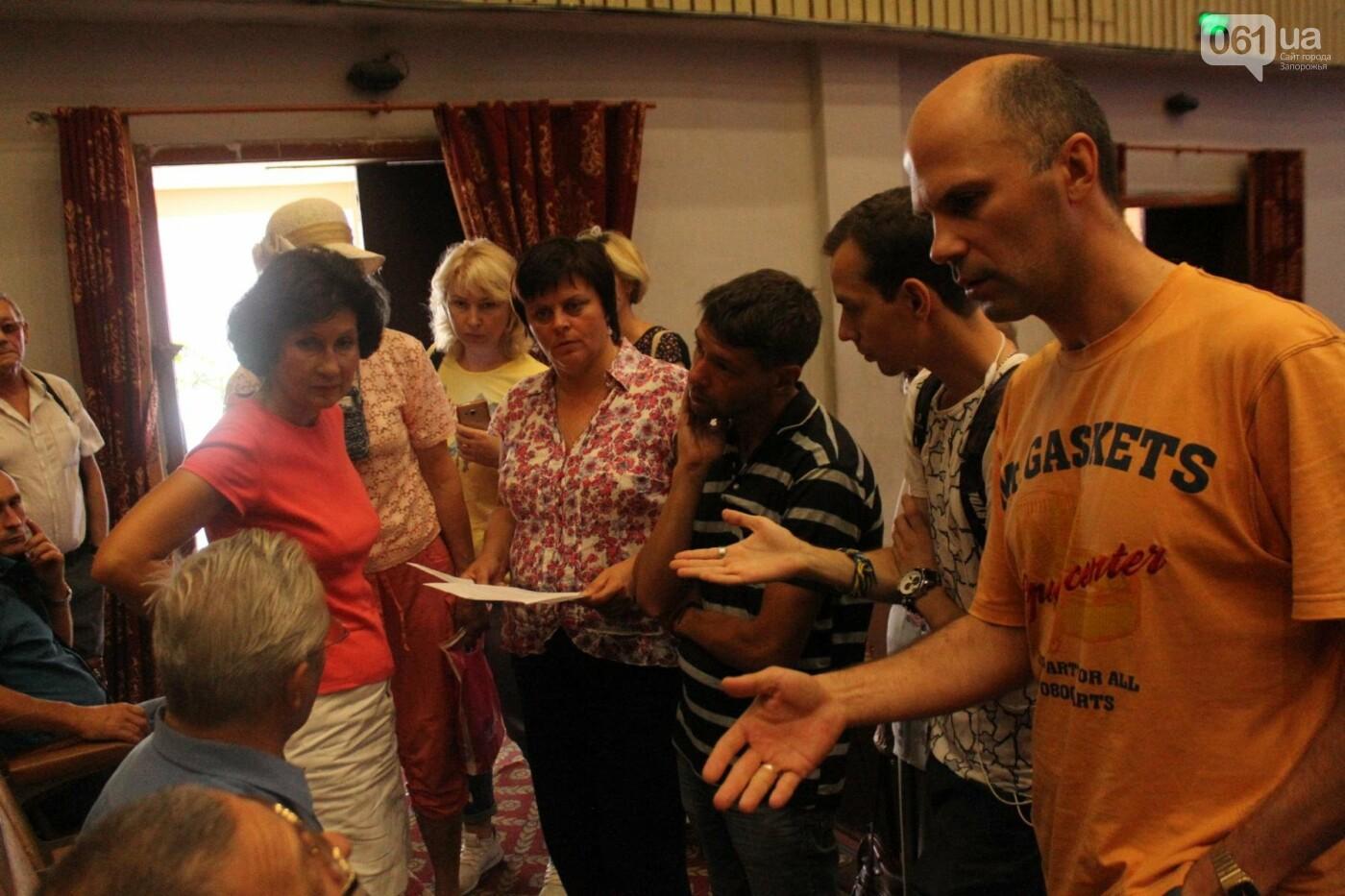 В Запорожье провалили общественные слушания по озеленению города: не пришли даже инициаторы, – ФОТОРЕПОРТАЖ, фото-3