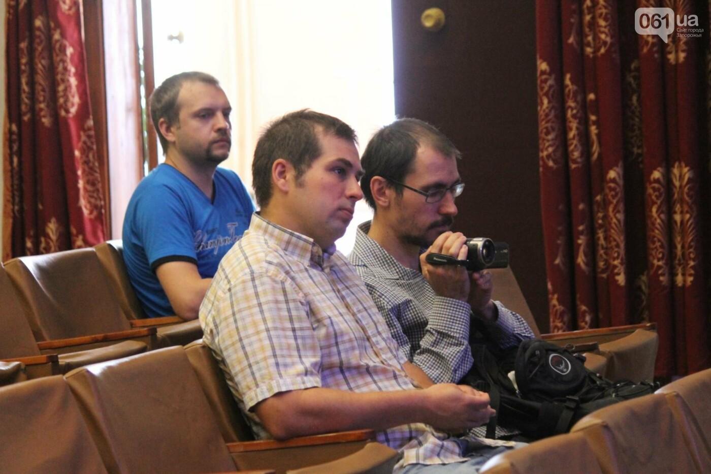 В Запорожье провалили общественные слушания по озеленению города: не пришли даже инициаторы, – ФОТОРЕПОРТАЖ, фото-14