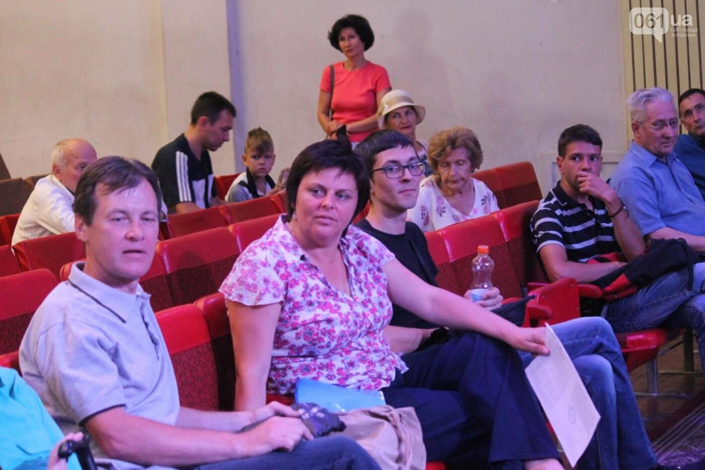 В Запорожье провалили общественные слушания по озеленению города: не пришли даже инициаторы, – ФОТОРЕПОРТАЖ, фото-15