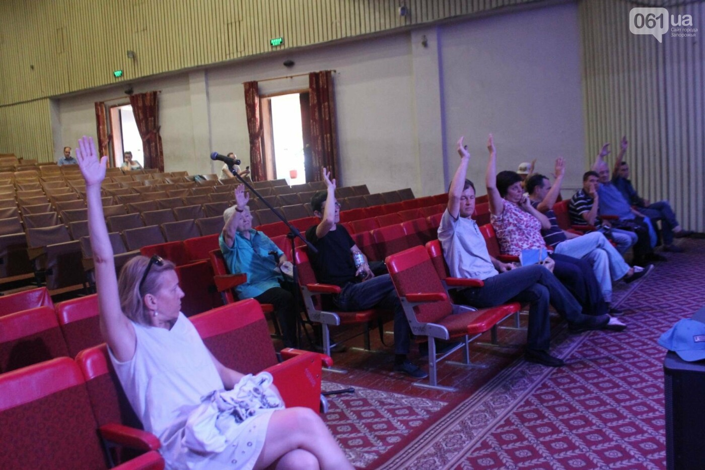 В Запорожье провалили общественные слушания по озеленению города: не пришли даже инициаторы, – ФОТОРЕПОРТАЖ, фото-18