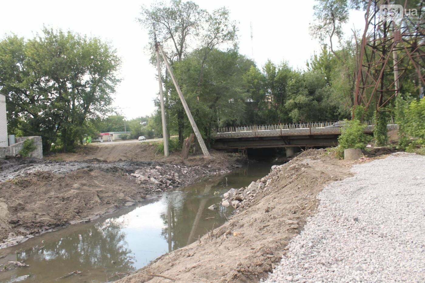 В Запорожье продолжается многомиллионная расчистка русла реки на Верхней Хортице, – ФОТОРЕПОРТАЖ, фото-4