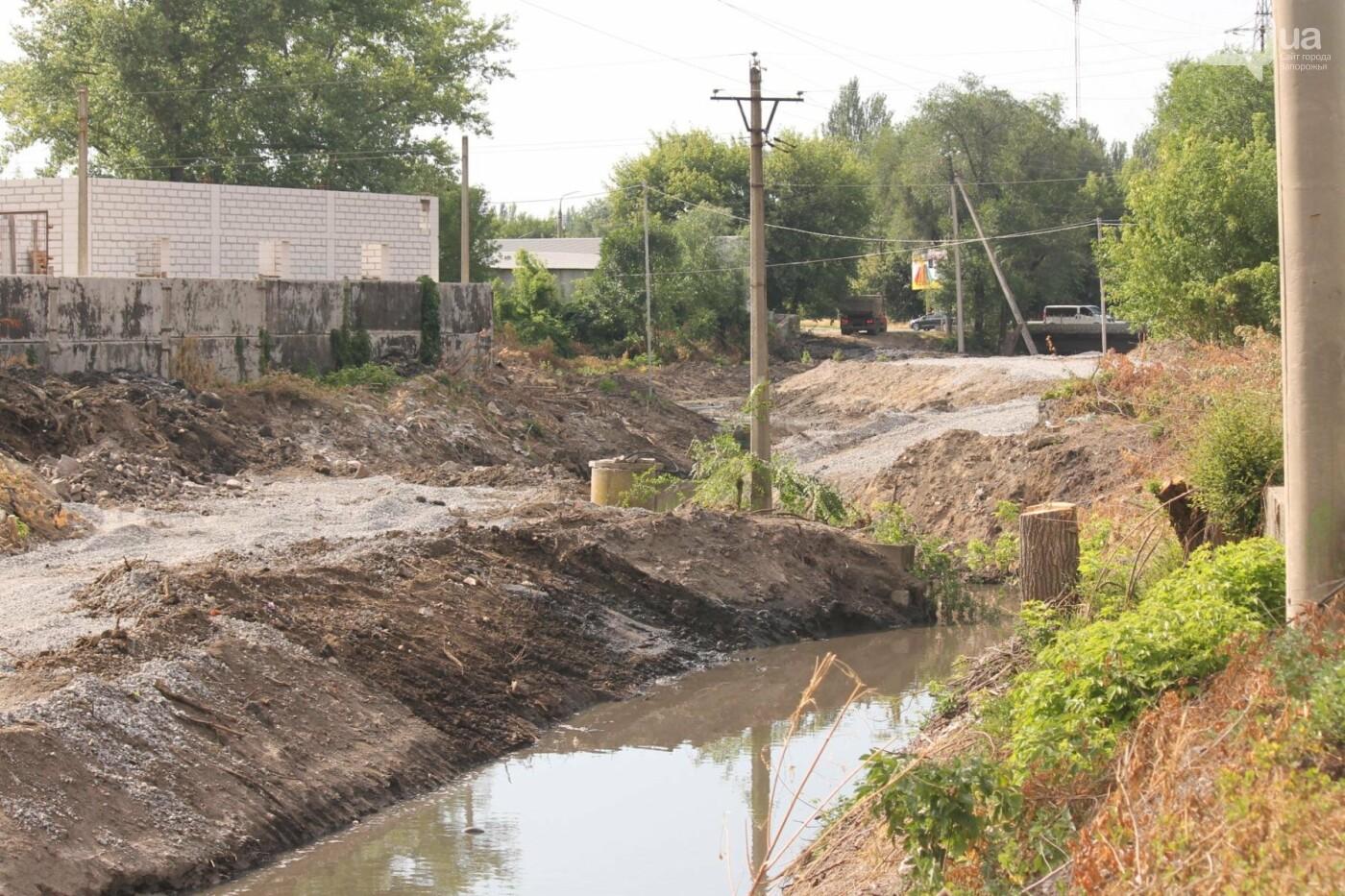 В Запорожье продолжается многомиллионная расчистка русла реки на Верхней Хортице, – ФОТОРЕПОРТАЖ, фото-5