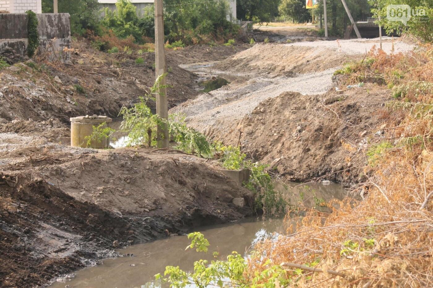 В Запорожье продолжается многомиллионная расчистка русла реки на Верхней Хортице, – ФОТОРЕПОРТАЖ, фото-6